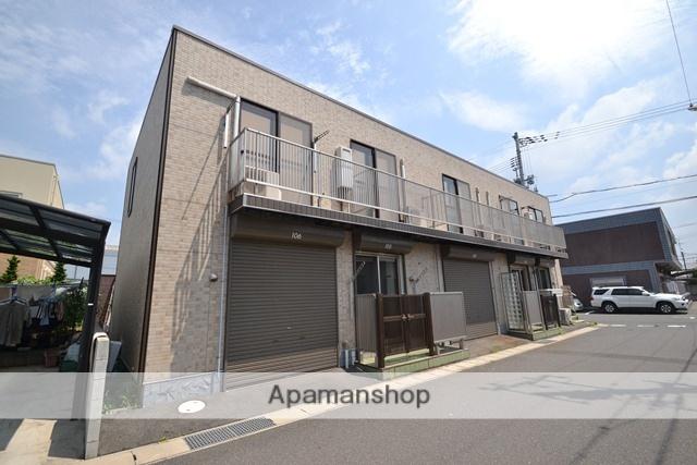 岡山県岡山市北区、岡山駅徒歩60分の築8年 2階建の賃貸アパート