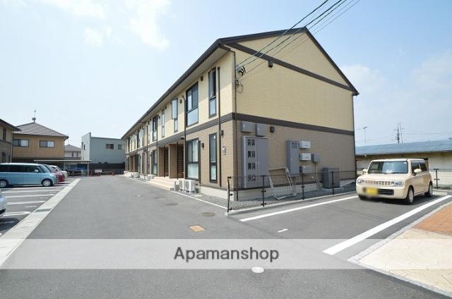 岡山県総社市、東総社駅徒歩29分の築1年 2階建の賃貸アパート
