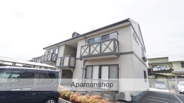 岡山県倉敷市、倉敷駅徒歩31分の築22年 2階建の賃貸アパート