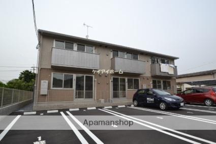 岡山県岡山市南区、彦崎駅徒歩9分の築1年 2階建の賃貸アパート