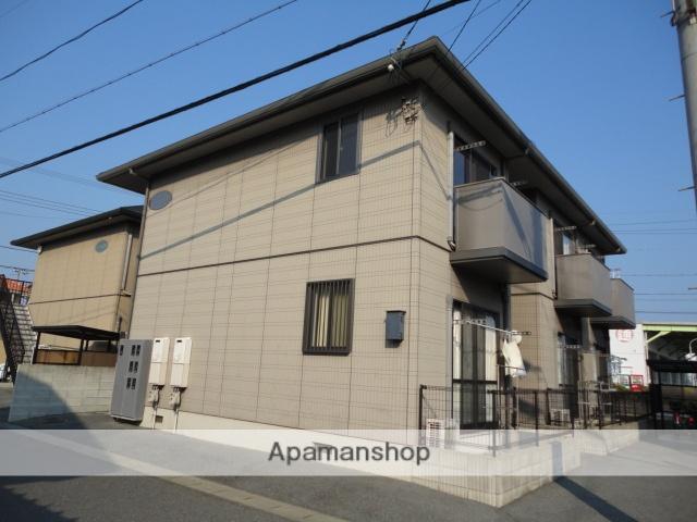 岡山県玉野市、備前田井駅徒歩23分の築14年 2階建の賃貸アパート