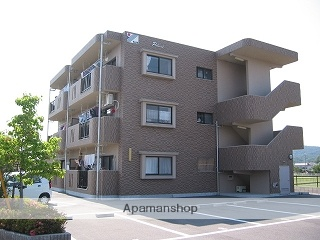 岡山県総社市、服部駅徒歩28分の築16年 3階建の賃貸マンション