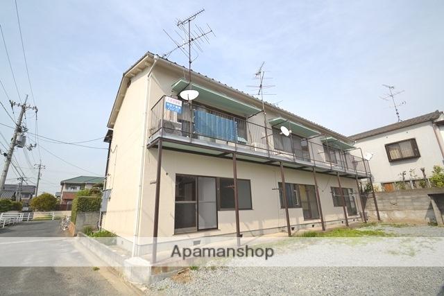岡山県岡山市中区、高島駅徒歩16分の築38年 2階建の賃貸アパート