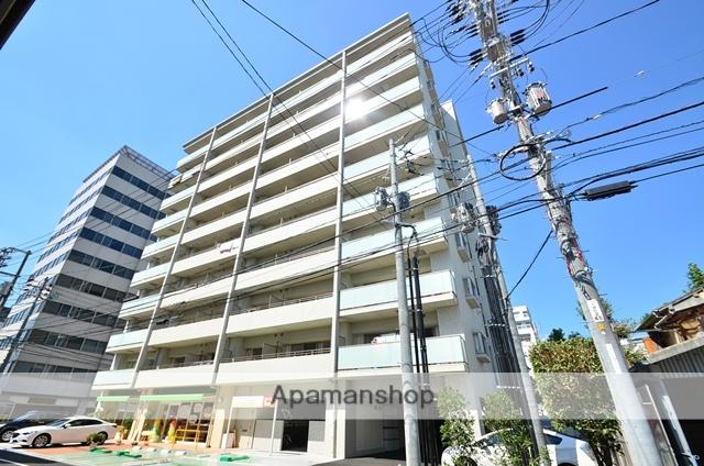 岡山県岡山市北区、岡山駅徒歩21分の築3年 10階建の賃貸マンション