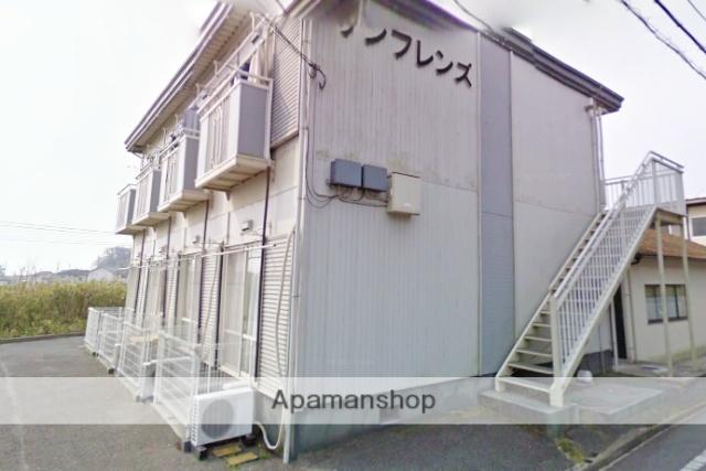 岡山県岡山市北区、西川原駅徒歩48分の築27年 2階建の賃貸アパート