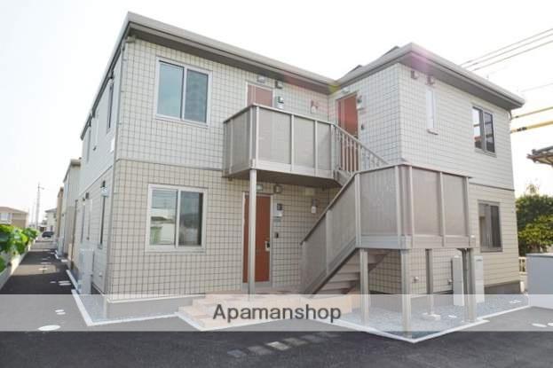 岡山県倉敷市、栄駅徒歩40分の築2年 2階建の賃貸アパート