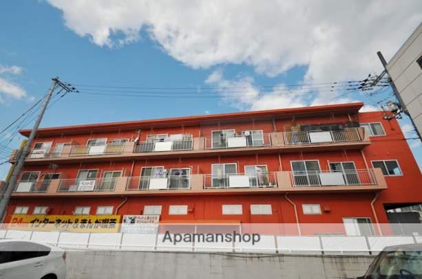 岡山県岡山市北区、大雲寺前駅徒歩21分の築31年 3階建の賃貸マンション