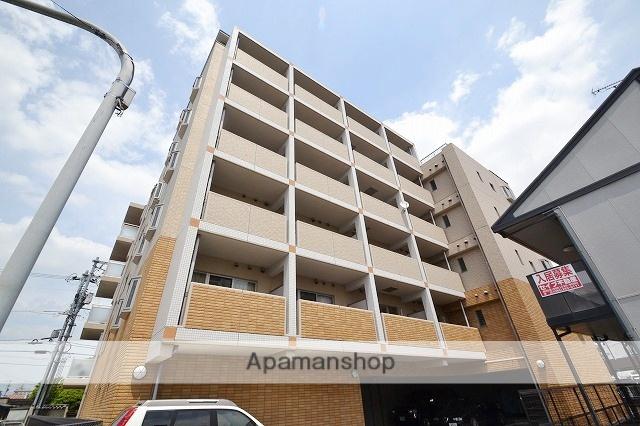 岡山県岡山市北区、岡山駅徒歩24分の築12年 6階建の賃貸マンション