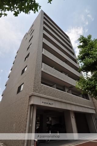 岡山県岡山市北区、岡山駅徒歩24分の築16年 9階建の賃貸マンション