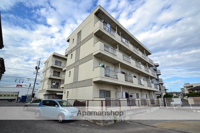 岡山県岡山市中区、西川原駅徒歩22分の築28年 4階建の賃貸マンション