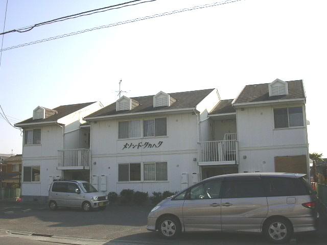 岡山県岡山市北区、庭瀬駅徒歩8分の築27年 2階建の賃貸アパート