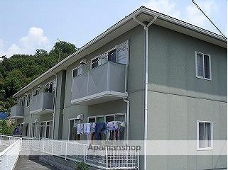 岡山県玉野市、宇野駅徒歩65分の築18年 2階建の賃貸アパート