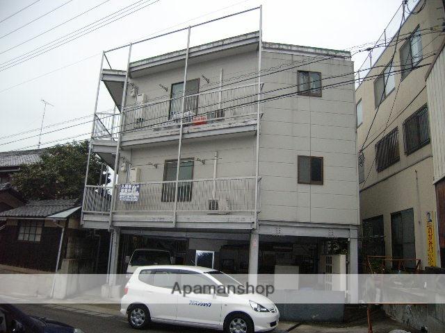 岡山県岡山市中区、西川原駅徒歩29分の築34年 3階建の賃貸マンション