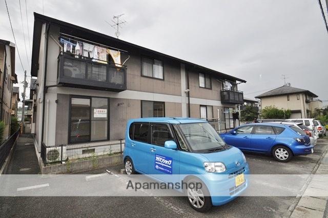 岡山県岡山市北区、北長瀬駅徒歩20分の築20年 2階建の賃貸アパート