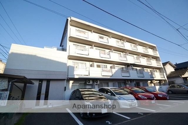 岡山県岡山市北区、岡山駅徒歩11分の築28年 4階建の賃貸マンション