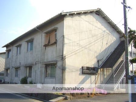 岡山県岡山市南区、中納言駅徒歩73分の築42年 2階建の賃貸アパート