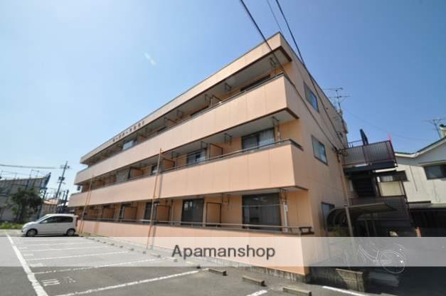 岡山県倉敷市、庭瀬駅徒歩36分の築22年 3階建の賃貸マンション