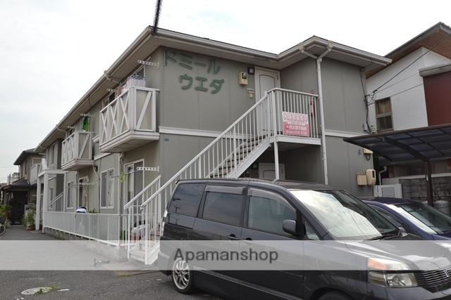 岡山県岡山市北区、岡山駅徒歩41分の築22年 2階建の賃貸アパート
