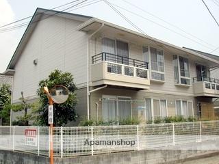 岡山県倉敷市、上の町駅徒歩27分の築25年 2階建の賃貸アパート