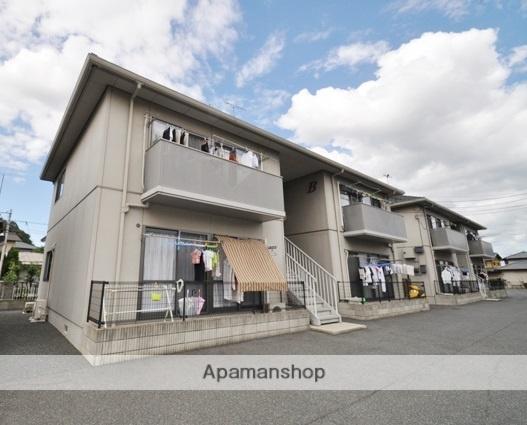 岡山県岡山市北区、備前一宮駅徒歩15分の築15年 2階建の賃貸アパート