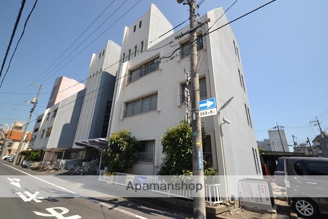 岡山県岡山市北区、岡山駅徒歩18分の築43年 5階建の賃貸マンション