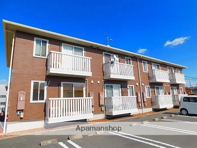 岡山県倉敷市、常盤駅徒歩15分の築7年 2階建の賃貸アパート