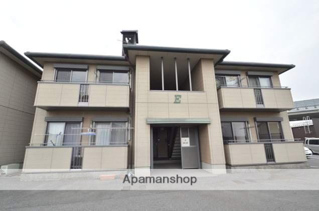 岡山県倉敷市、西富井駅徒歩11分の築17年 2階建の賃貸アパート