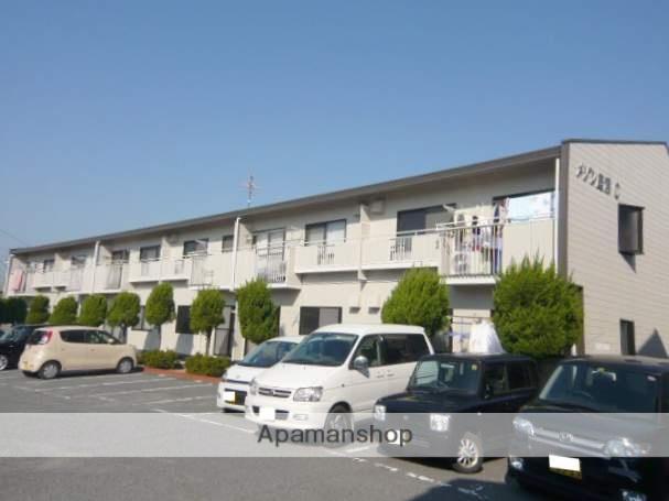 岡山県岡山市北区、岡山駅両備バスバス29分延友下車後徒歩6分の築28年 2階建の賃貸アパート
