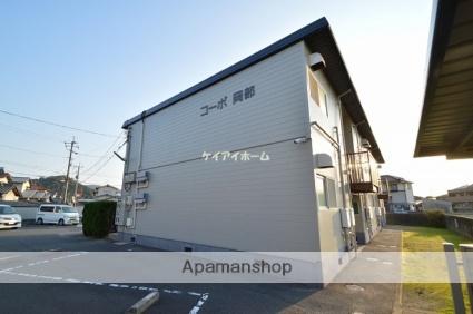 岡山県倉敷市、弥生駅徒歩37分の築31年 2階建の賃貸アパート