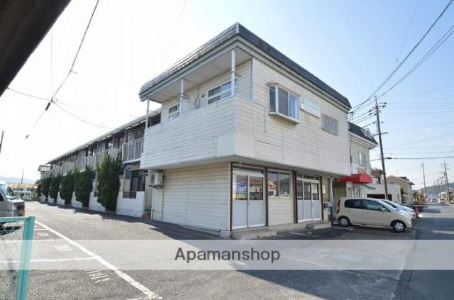 岡山県倉敷市、倉敷駅徒歩43分の築28年 2階建の賃貸アパート