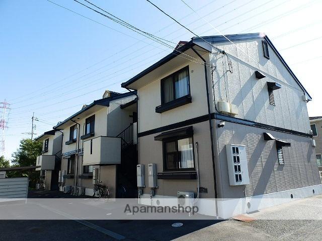 岡山県倉敷市、金光駅徒歩62分の築20年 2階建の賃貸アパート