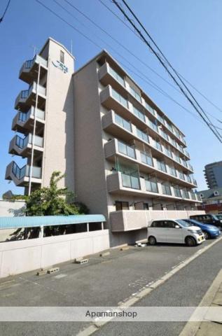 岡山県倉敷市、倉敷駅徒歩10分の築17年 6階建の賃貸マンション