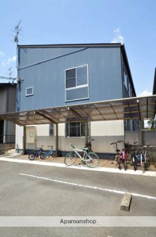 岡山県倉敷市、球場前駅徒歩16分の築7年 2階建の賃貸テラスハウス