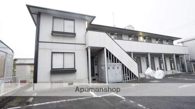岡山県総社市、清音駅徒歩40分の築22年 2階建の賃貸アパート