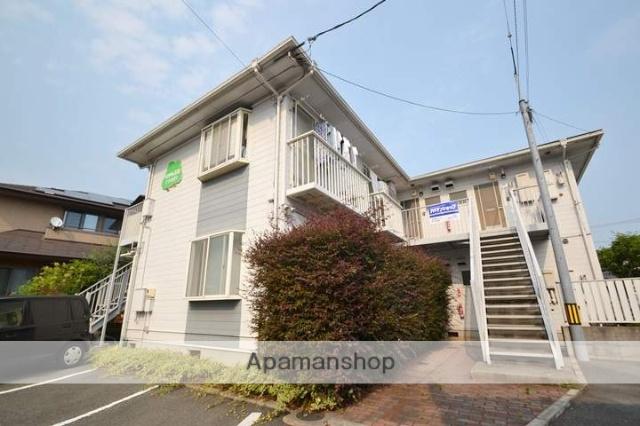 岡山県岡山市中区、小橋駅徒歩16分の築22年 2階建の賃貸アパート