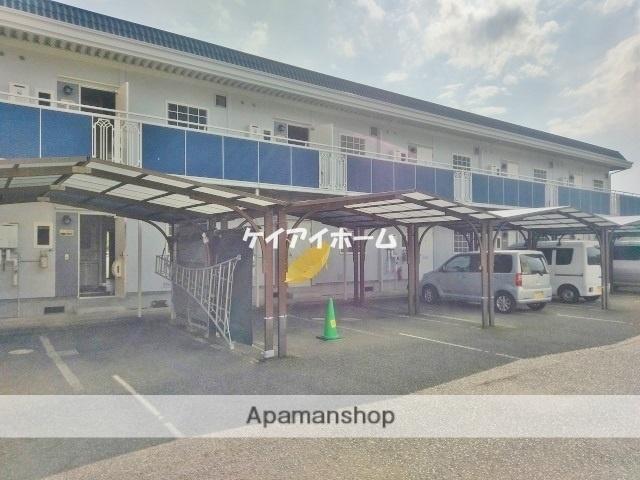 岡山県浅口郡里庄町、里庄駅徒歩6分の築29年 2階建の賃貸アパート