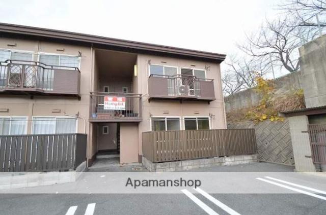 岡山県倉敷市、上の町駅徒歩25分の築20年 2階建の賃貸アパート