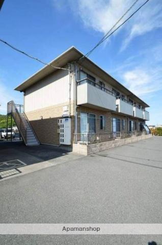 岡山県倉敷市、倉敷駅徒歩20分の築10年 2階建の賃貸アパート