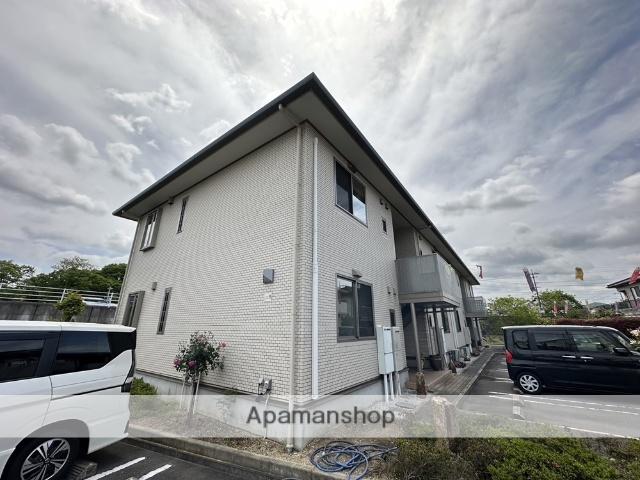 岡山県浅口郡里庄町、里庄駅徒歩15分の築10年 2階建の賃貸アパート