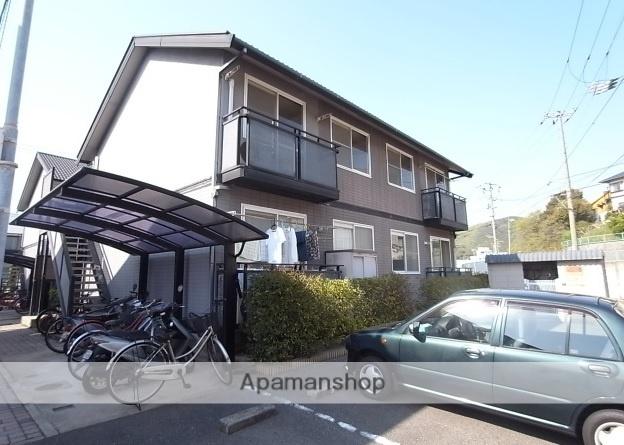 岡山県倉敷市、上の町駅徒歩47分の築22年 2階建の賃貸アパート