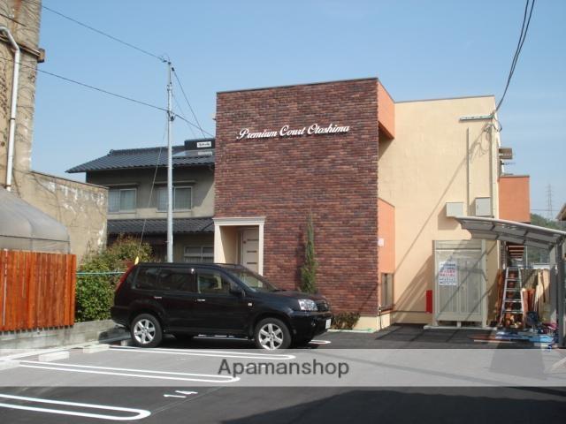 岡山県倉敷市、新倉敷駅徒歩46分の築9年 2階建の賃貸アパート