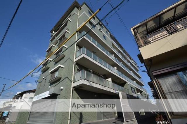 岡山県岡山市中区、小橋駅徒歩8分の築3年 6階建の賃貸マンション