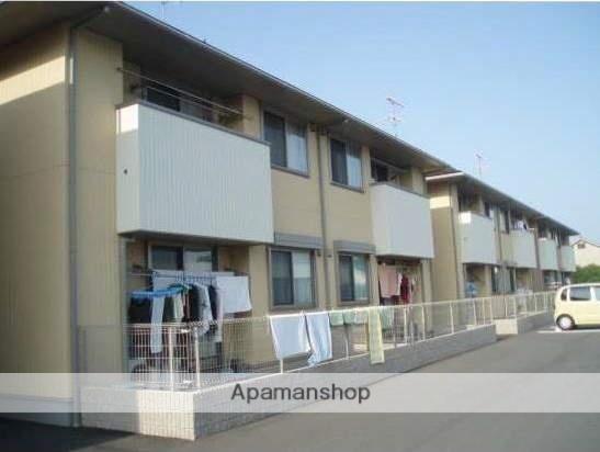 岡山県浅口市、鴨方駅徒歩22分の築9年 2階建の賃貸アパート