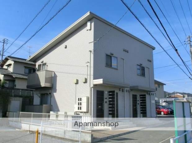 岡山県倉敷市、児島駅徒歩20分の築3年 2階建の賃貸アパート