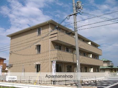 岡山県倉敷市、新倉敷駅徒歩42分の築8年 3階建の賃貸アパート
