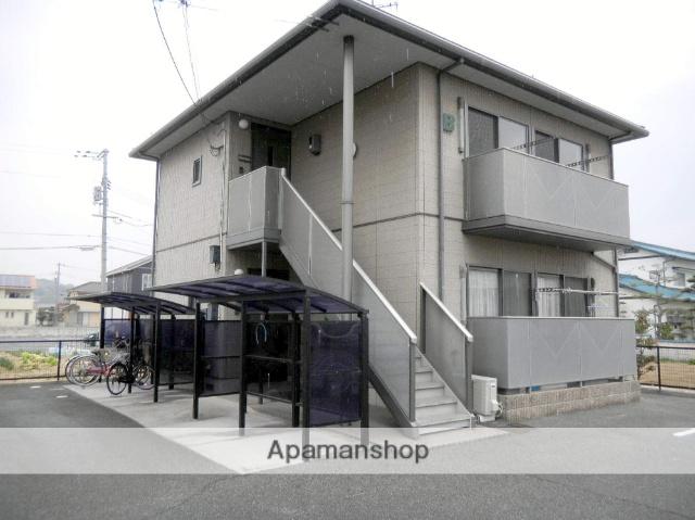 岡山県倉敷市、新倉敷駅徒歩8分の築15年 2階建の賃貸アパート