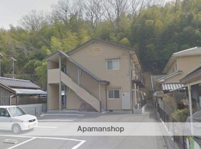 岡山県倉敷市、茶屋町駅徒歩28分の築8年 2階建の賃貸アパート