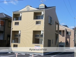 岡山県倉敷市、西阿知駅徒歩71分の築9年 2階建の賃貸アパート
