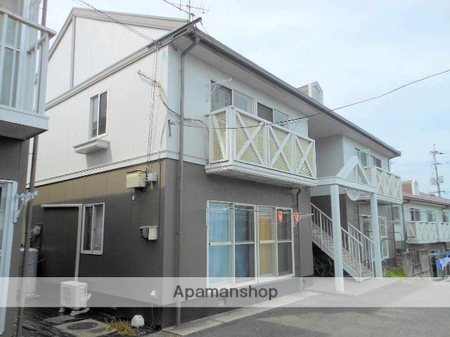 岡山県浅口市、金光駅徒歩17分の築29年 2階建の賃貸アパート