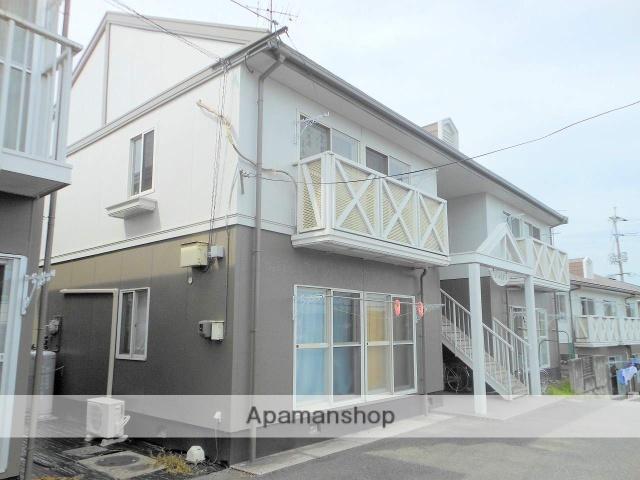 岡山県浅口市、金光駅徒歩16分の築29年 2階建の賃貸アパート